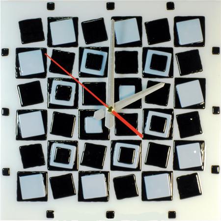 Часы По мотивам работы Виктора Вазарели
