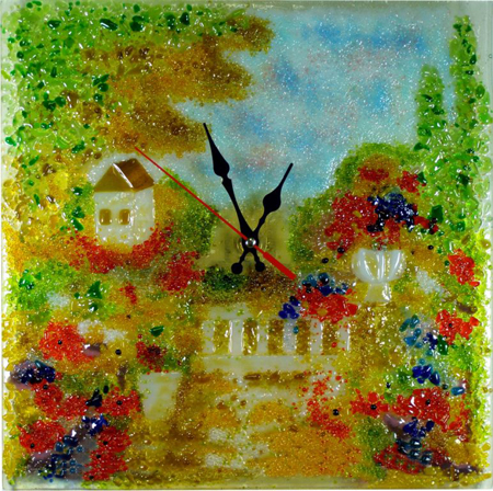 Часы настенные - Fresco