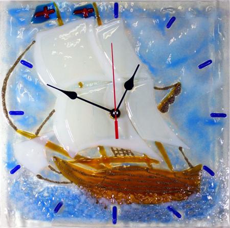 Часы - Парус