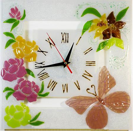 Часы настенные - Лето