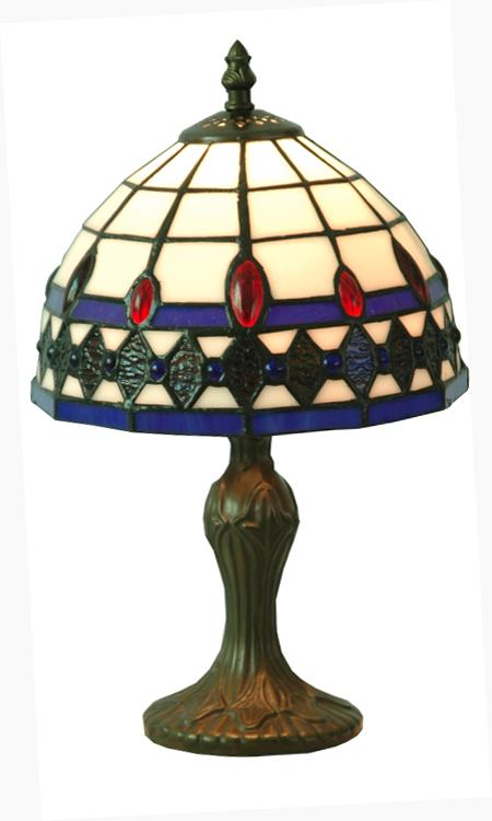Настольная лампа тиффани 995604