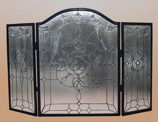 Каминный экран QXTS 024