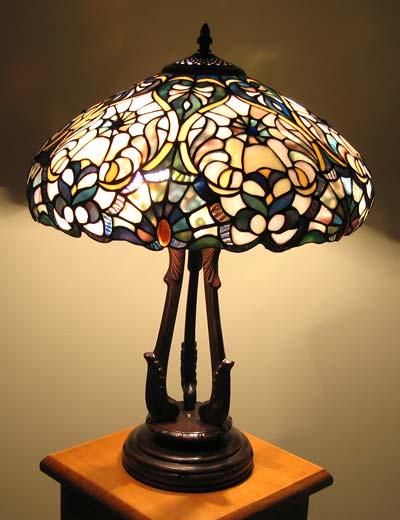 Настольная лампа Т 16244