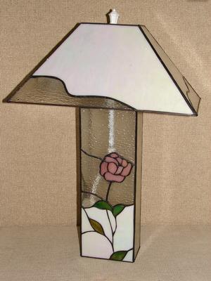 Настольная лампа Тиффани T 2066 S