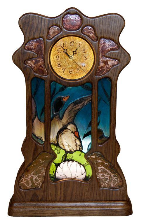 Часы - В тихой заводи ч502