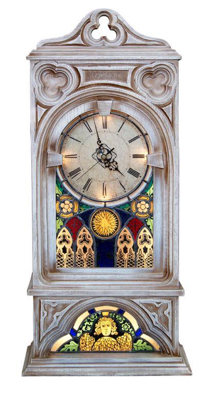 Часы-Готика ч503